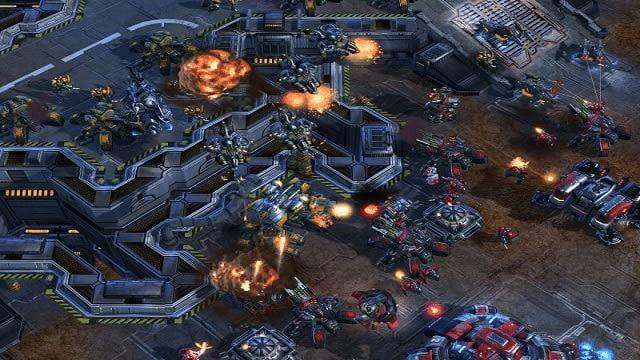 Loại hình chiến đấu trong game MOBA mobile Trung Quốc
